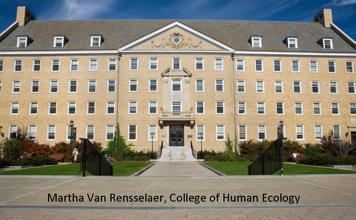 Martha Van Rensselaer College of Human Ecology