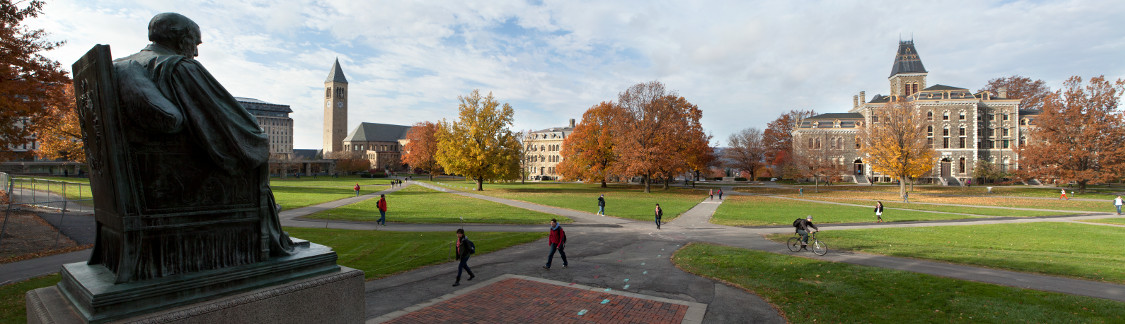 Petroleum Engineering Colleges >> Getting Around the Cornell Campus | Facilities And Campus ...