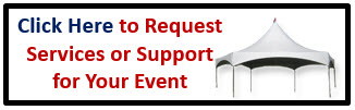 Follow link to request service or support for your event