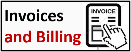 Click here for invoices and billing