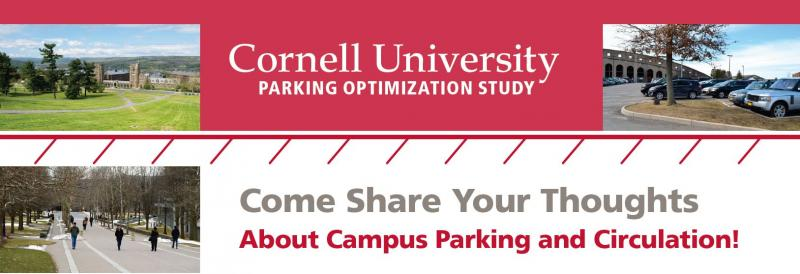 Campus Parking Open House